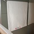 打「○」示範 ─ 毛巾 (一)