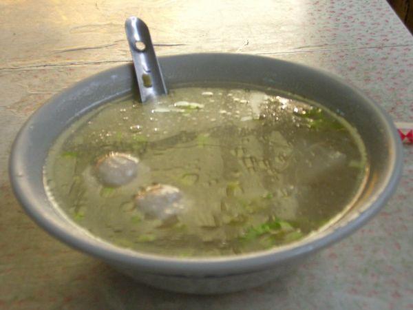 魚丸蘿蔔湯