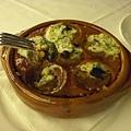 歐式套餐 ─ 博根地焗田螺