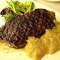 歐式套餐 ─ 紐約克牛排