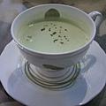 湯品 ─ 毛豆濃湯
