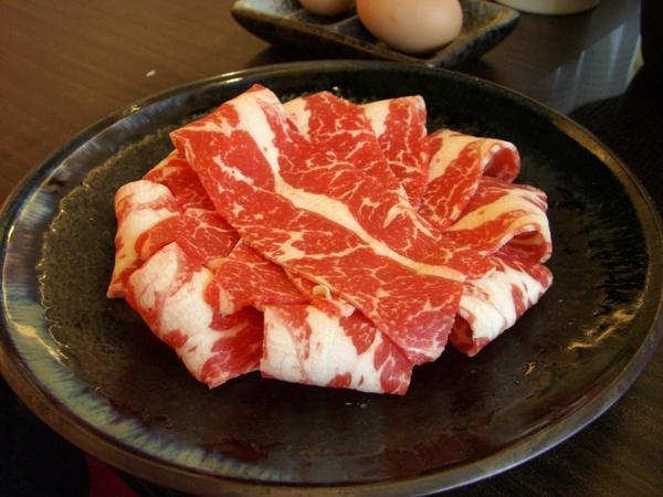 壽喜燒素材 ─ 安格斯牛肉片