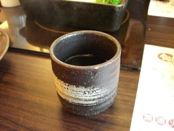 氣味芬芳的麥茶
