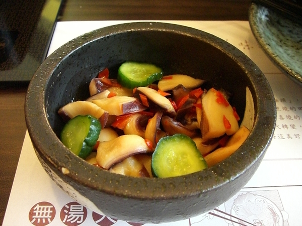 開胃菜 ─ 和風章魚片