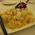 中式菜餚 ─ 果律鮮蝦球