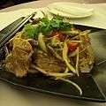 南洋料理 ─ 香茅牛肉