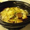 中式菜餚 ─ 蟹黃芙蓉煲