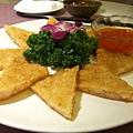 南洋料理 ─ 月亮蝦餅