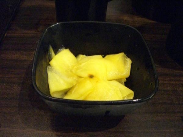 開胃菜 ─ 涼拌青木瓜