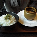 東坡肉搭配白飯