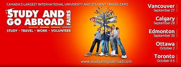 加拿大國際大學暨學生旅行博覽會