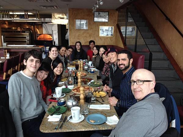 加拿大遊學~2015學員Vanessa照片分享