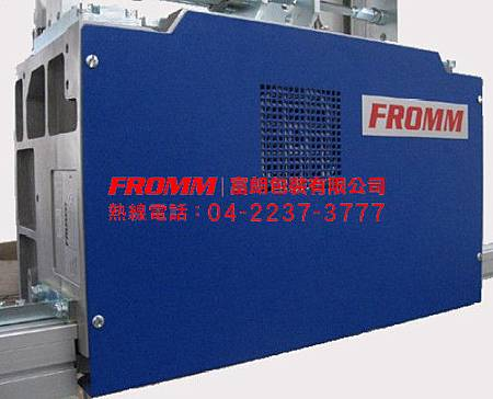 MH600 電動捆包機頭