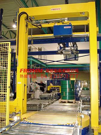 PM200 全自動移式塑鋼打包機