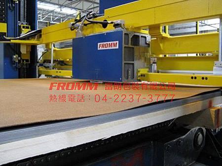 PET塑鋼帶 全自動打帶機 整廠規劃浮水印