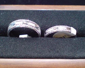 所選的戒指