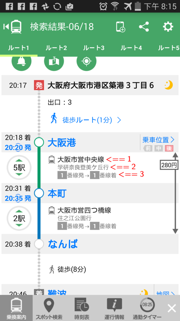 大阪京都自由行