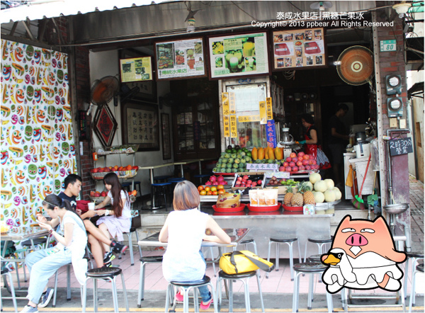 台南泰成水果店