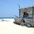 澎湖-海灘景致