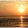鹿港-夕陽