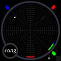 Rong 遊戲性很強的碰撞壁球遊戲