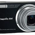 小巧隨身型數位相機 RICOH Caplio R4