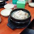 韓國之旅-風味餐篇(人蔘雞+長壽麵+人蔘酒)
