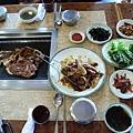 韓國之旅-風味餐篇(傳統韓國烤肉)