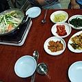韓國之旅-風味餐篇(香菇養生鍋)