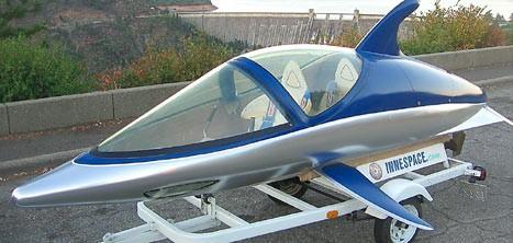 新式水上交通工具-海豚船 1