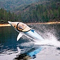 新式水上交通工具-海豚船 2