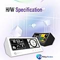 新一代的電子鬧鐘-WidgetStation(1)