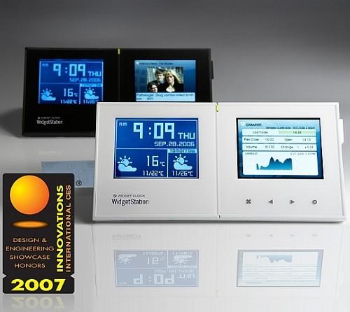 新一代的電子鬧鐘-WidgetStation(3)
