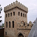 台中的歐式古堡建築-新社莊園(3)