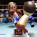 盡情的熱血揮拳-Wii 拳擊手套-1