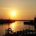 北桃園的漁港-竹圍漁港-1