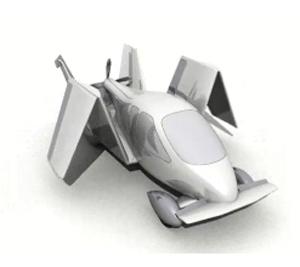 陸空雙用車-Transition-1
