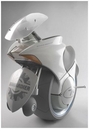 未來獨輪摩托車-Bombardier Embrio-1.jpg