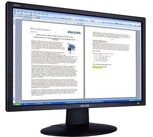 Philips 220EW8FB 22吋寬螢幕.jpg