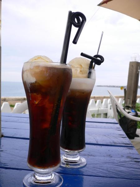 漂浮可樂&漂浮冰咖啡