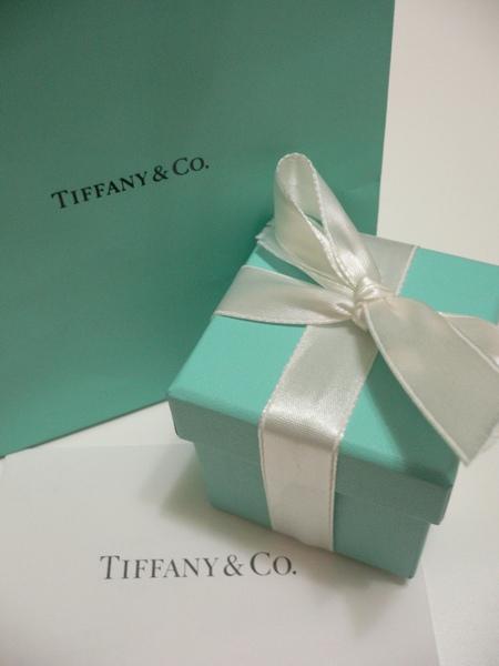 小四說TIFFANY & Co.是每個女生的夢