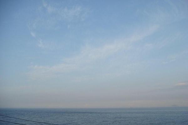 這裡可以看見美麗的海