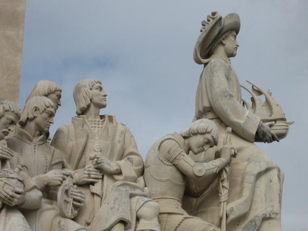 發現者紀念碑之亨利王子