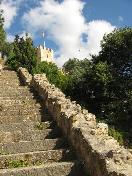 聖喬治城堡 Catelo de Jorge