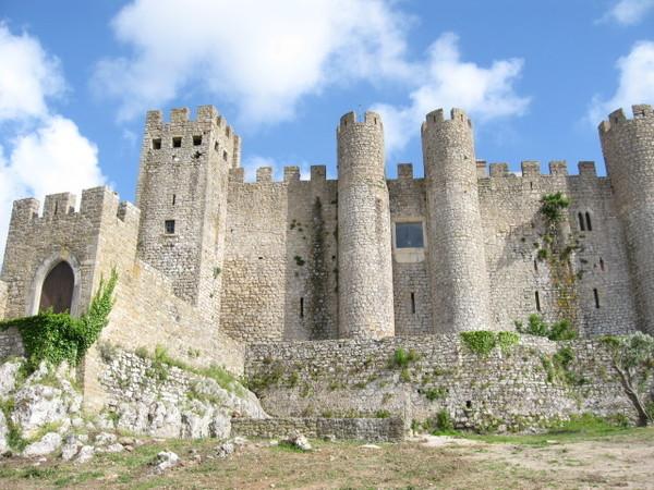 優雅的Obidos~~古城堡