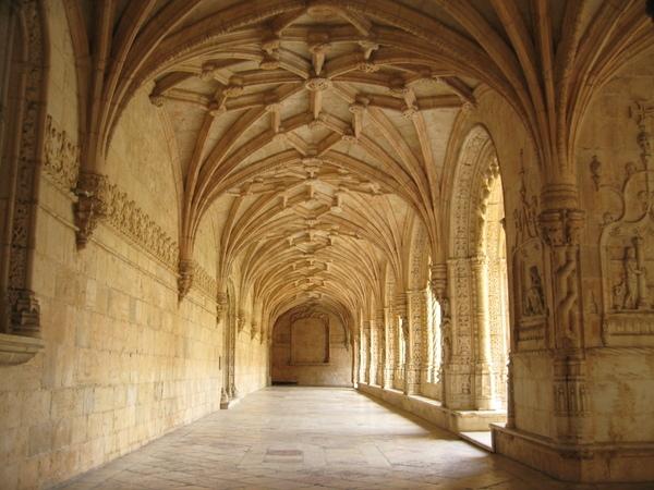 傑羅尼摩斯修道院 Mosteiro do Jeronimos