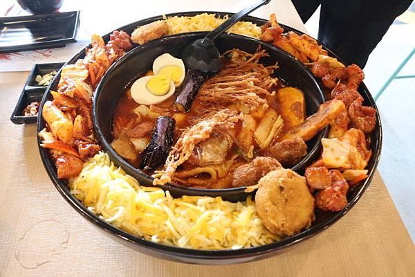 Omaya春川炒雞