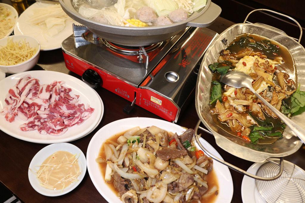 友雞羊 羊肉爐、甕仔雞與小吃熱炒   家庭公司聚餐好選擇