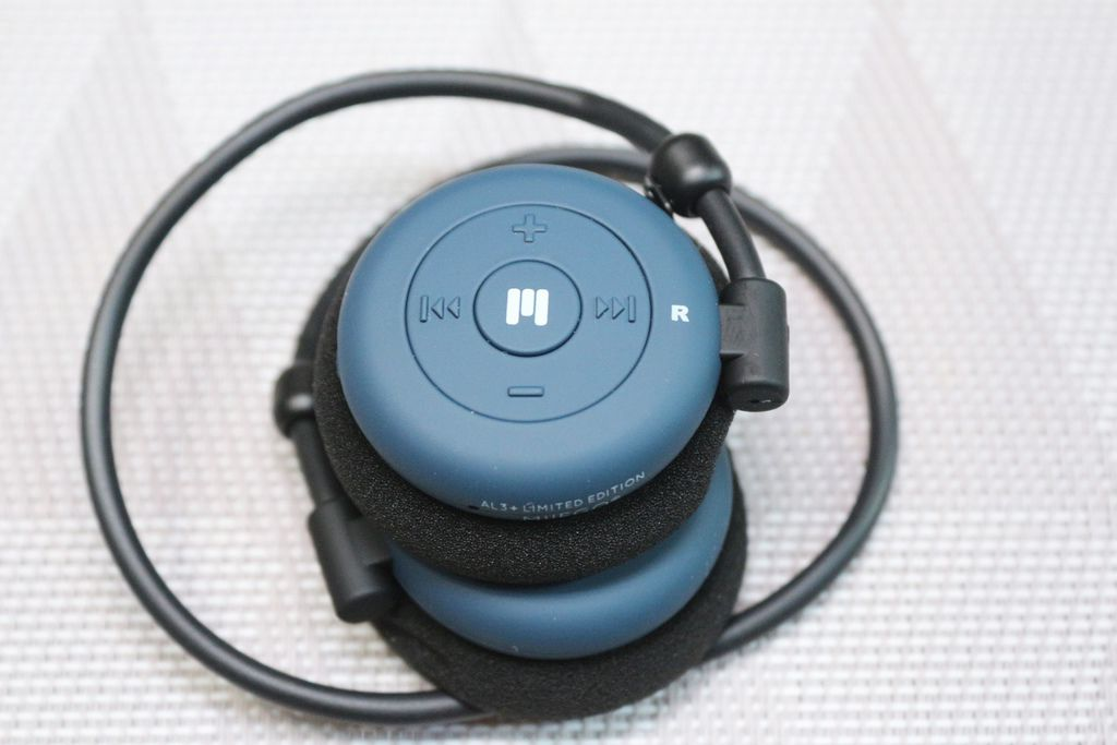 MIIEGO AL3+ FREEDOM運動藍芽耳機 簡約耐看有質感 跑動、跳躍都穩定服貼