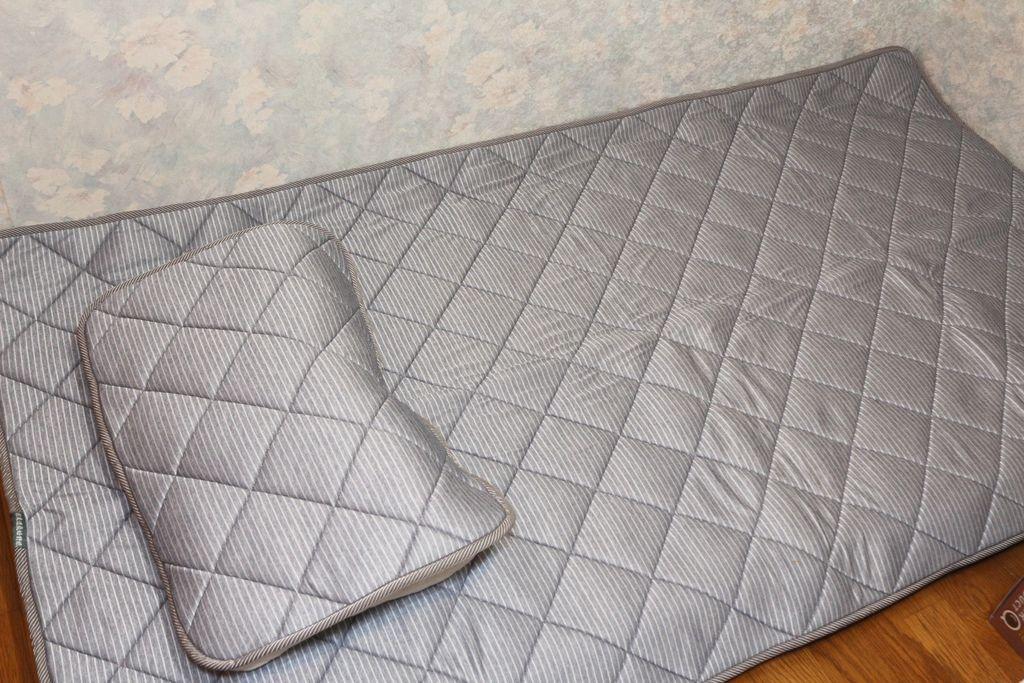 舒福家居3D透氣床墊枕墊  實用便利床墊 居家旅遊的好夥伴